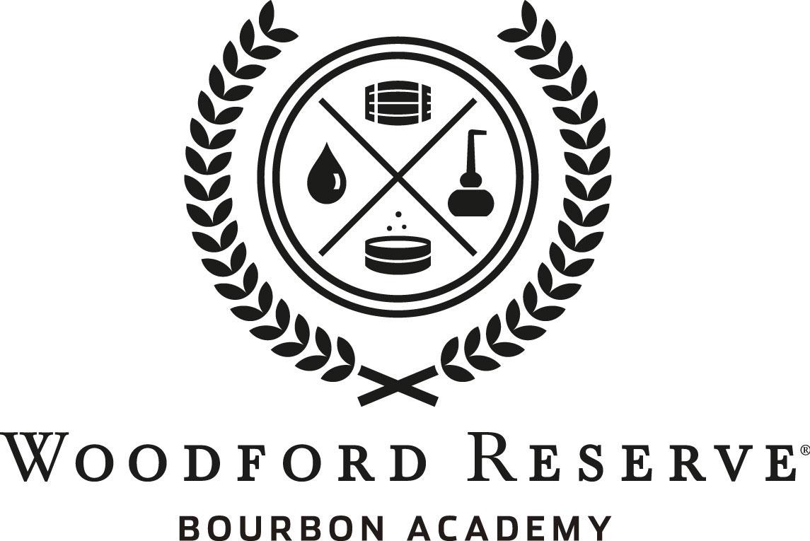 Woodford Reserve Bourbon Academy Logo Kate Stites