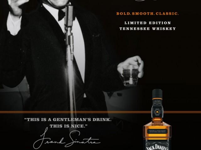 Jack Daniel's Sinatra Select Print Ad