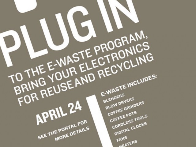 Brown-Forman eWaste Promotion