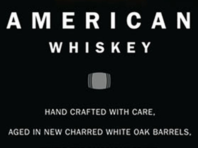 American Whiskeys Promotional Banner