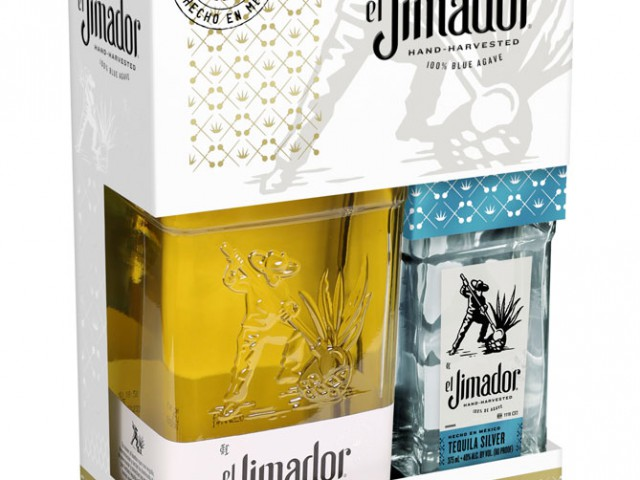 el Jimador 1.75 Reposado with 375 Silver