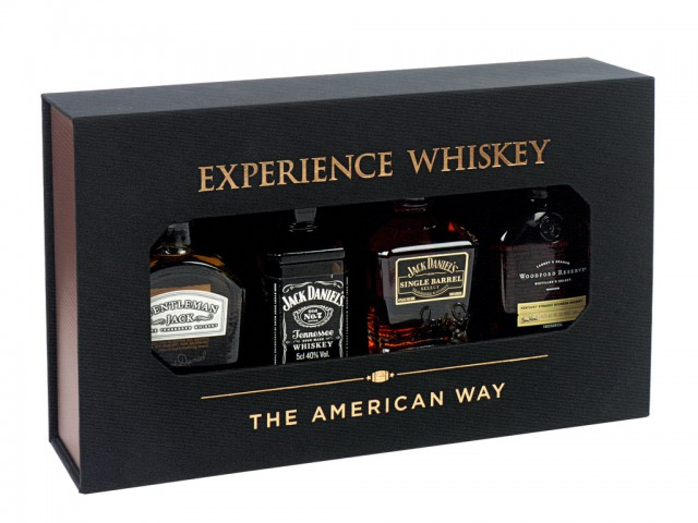 American Whiskeys 50mL Gift Box
