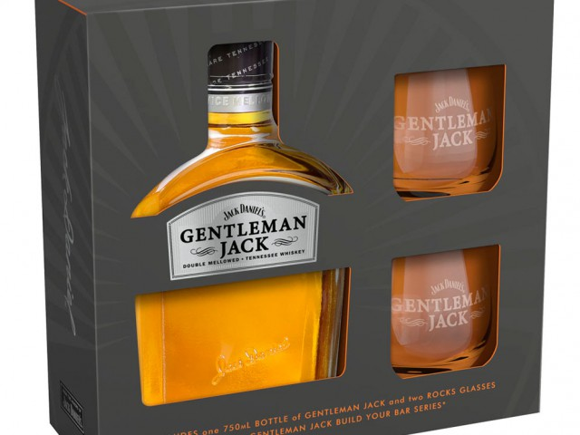 Gentleman Jack 2 Glass VAP