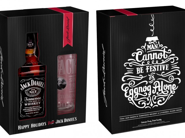 Jack Daniel's Holiday Gift Box