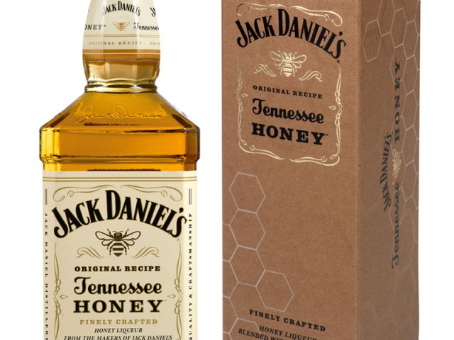 Jack Daniel's Tennessee Honey Gift Carton