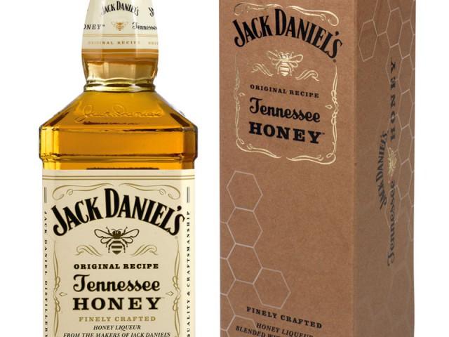 Jack Daniel's Tennessee Honey Gift Carton
